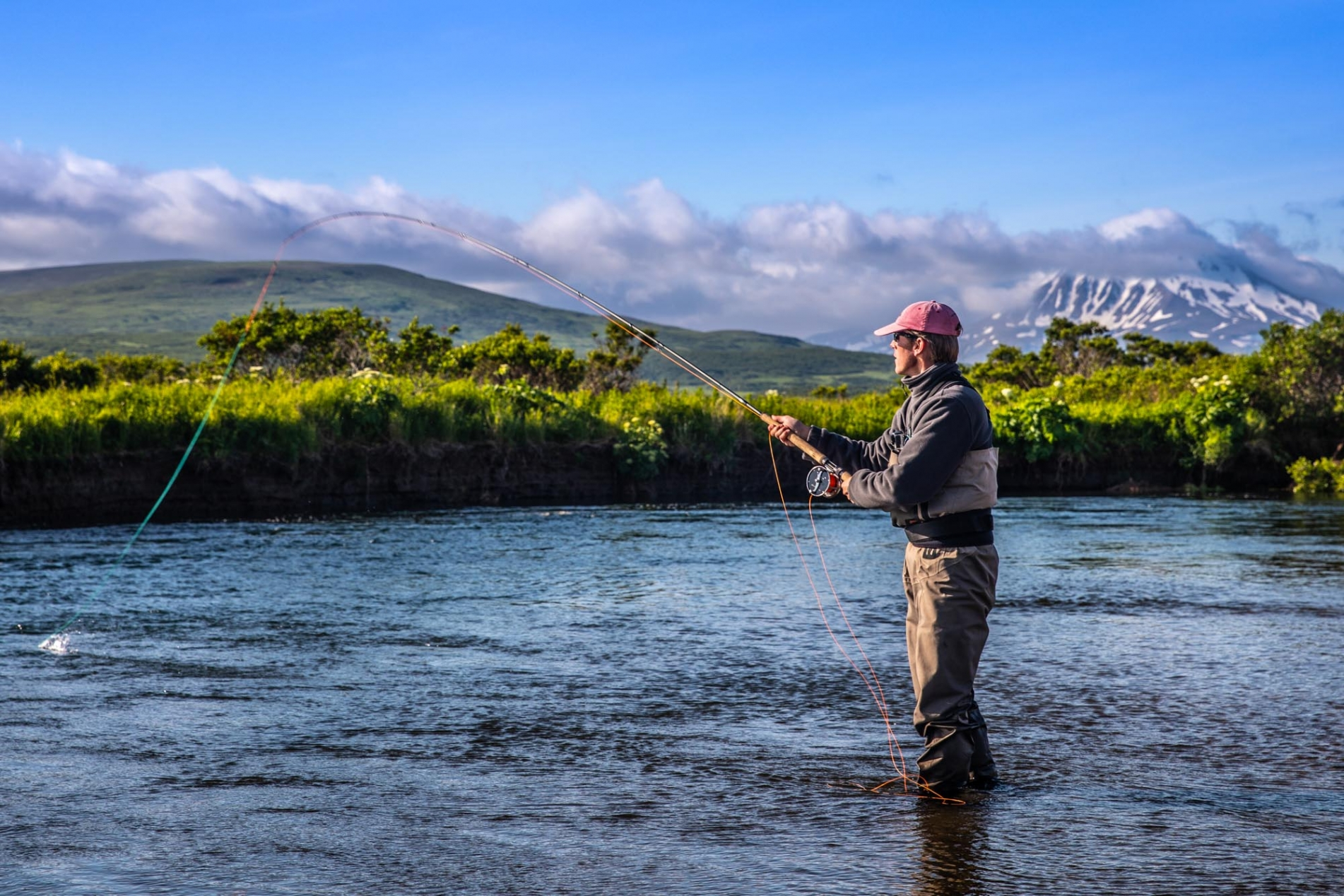 Exceptional No Frills Fishing for King Salmon in Alaska | Holidays | Where  Wise Men Fish